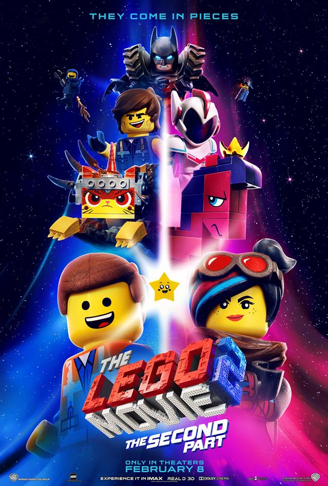 Lego Movie 2 The Second Part a